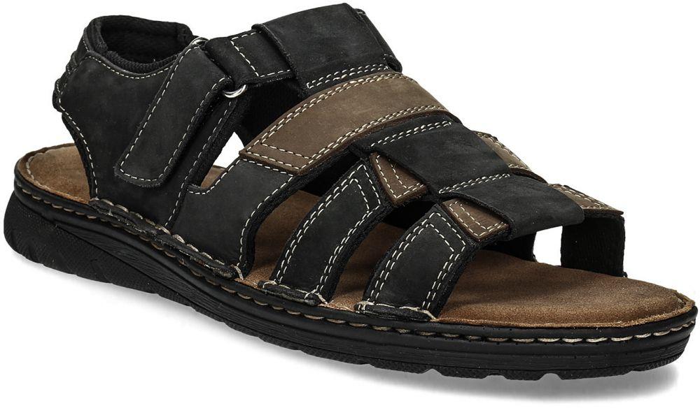 68684d29463a Pánske letné sandále z brúsenej kože značky Baťa - Lovely.sk