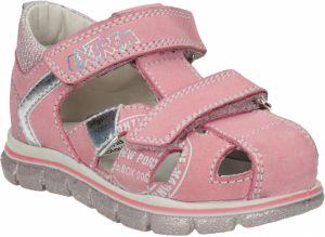 17fc83dacb91 Disney by Arnetta Dievčenské sandále Hľadá sa Dory - ružové značky ...