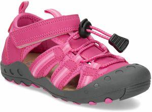 4e823b0b8442 Dievčenská šnurovacia obuv s hviezdičkami značky MINI B - Lovely.sk