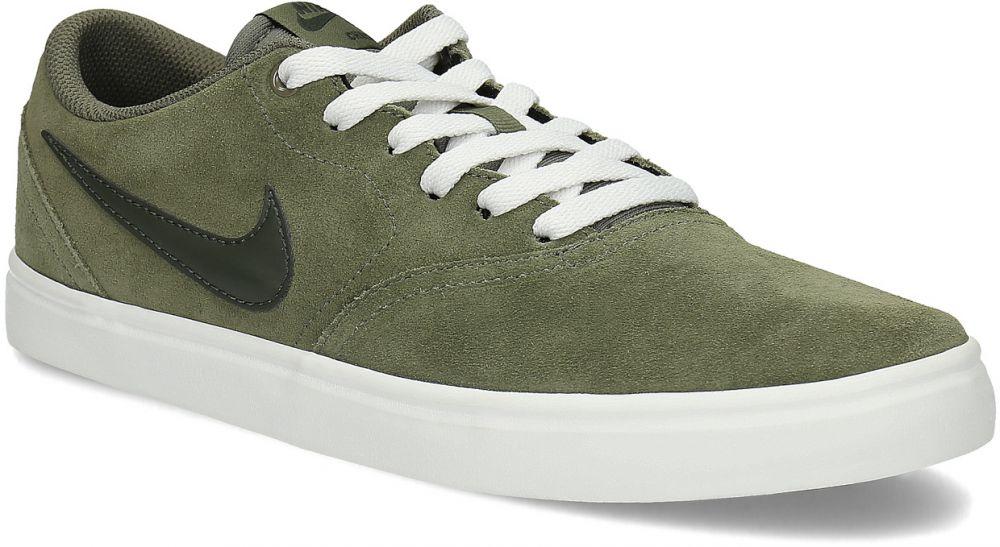 Pánske kožené khaki tenisky značky Nike - Lovely.sk 6cec53f4fcd