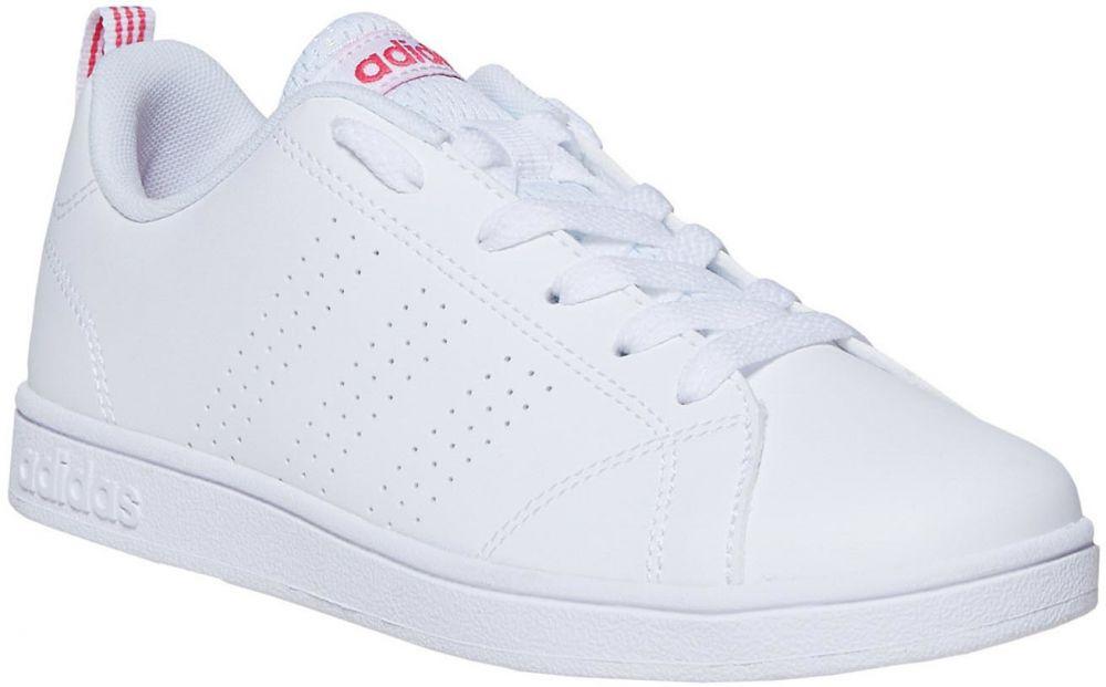 2f7738c27595a Detské biele tenisky značky Adidas - Lovely.sk