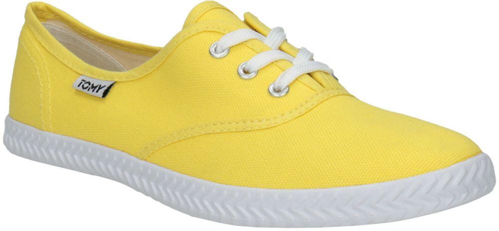ec483bc6fa Žlté dámske tenisky značky Tomy takkies - Lovely.sk