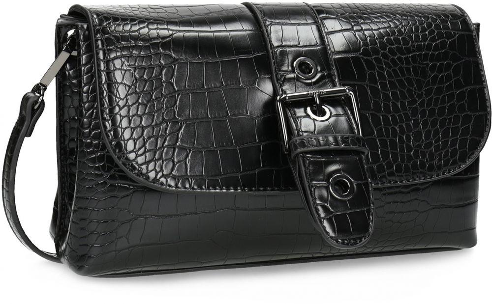 a5c1b323e4 Čierna Crossbody kabelka s prackou značky Baťa - Lovely.sk