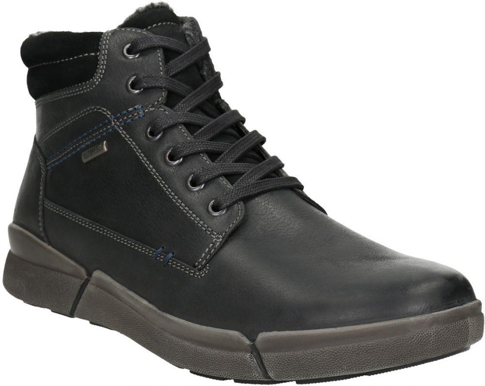 Pánska kožená zimná obuv značky Baťa - Lovely.sk fa2675a9418