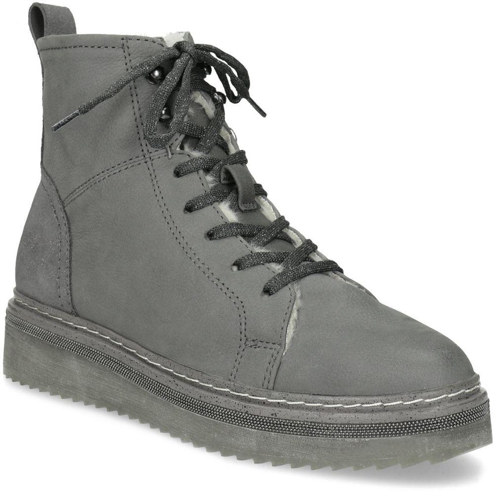 2c544f2b17 Členková dámska kožená zimná obuv značky Baťa - Lovely.sk