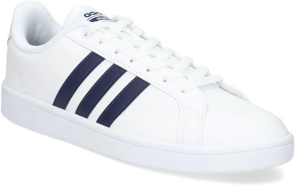 afdaf1a90ca7f Pánske biele ležérne tenisky značky Adidas - Lovely.sk