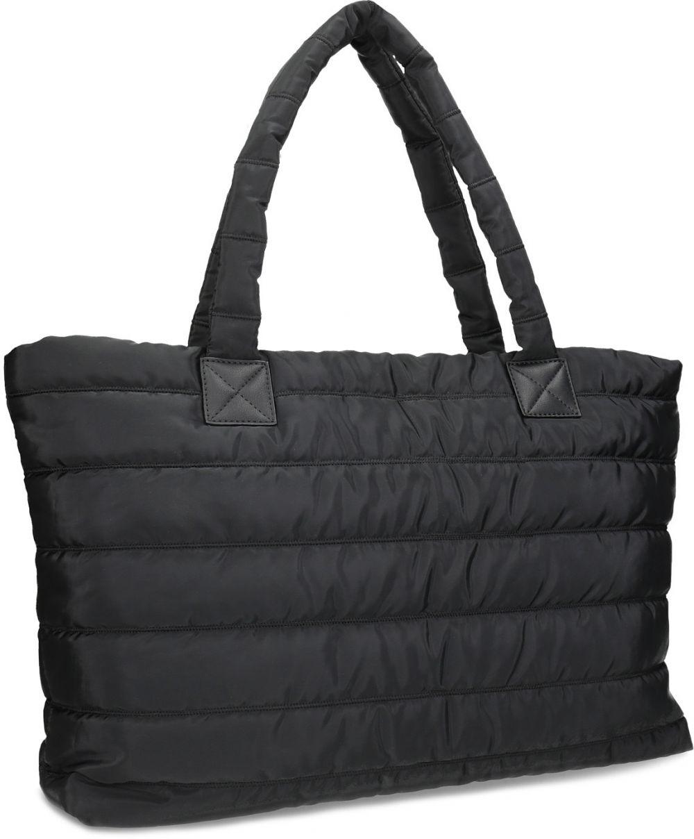 Dámská čierna kabelka s prešitím značky Baťa - Lovely.sk 742eee33112