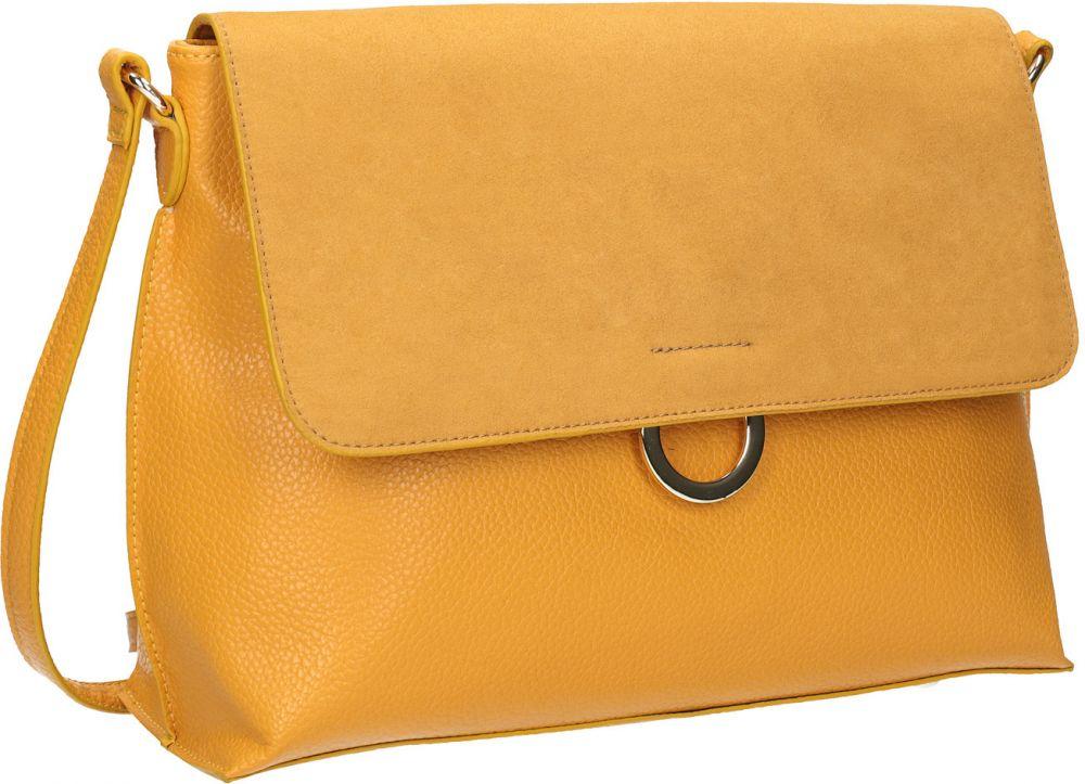 75e6cee0f7 Žltá crossbody kabelka značky Baťa - Lovely.sk