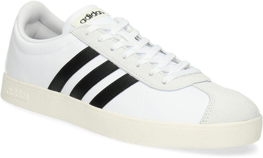 Biele pánske ležérne tenisky značky Adidas - Lovely.sk b32226cb76c
