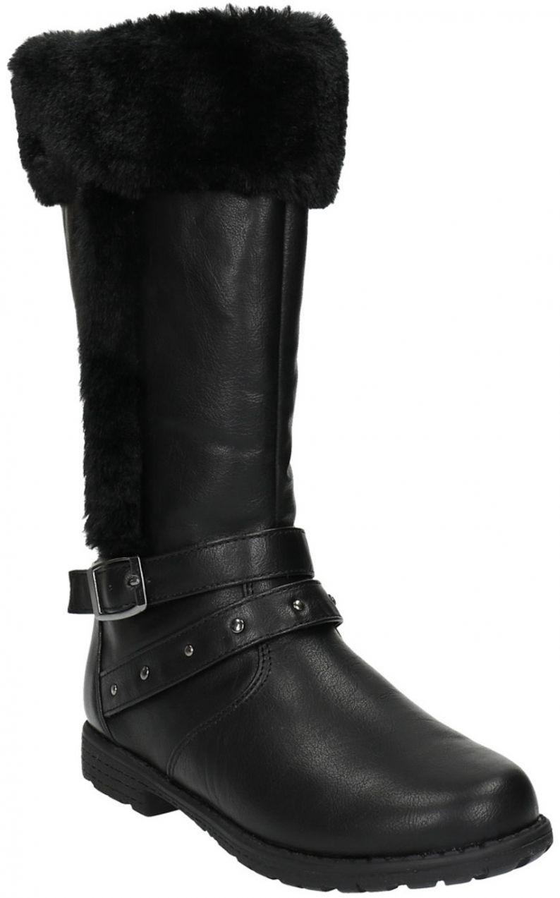 Dievčenské čižmy s kožuškom značky MINI B - Lovely.sk 6e0708e556c