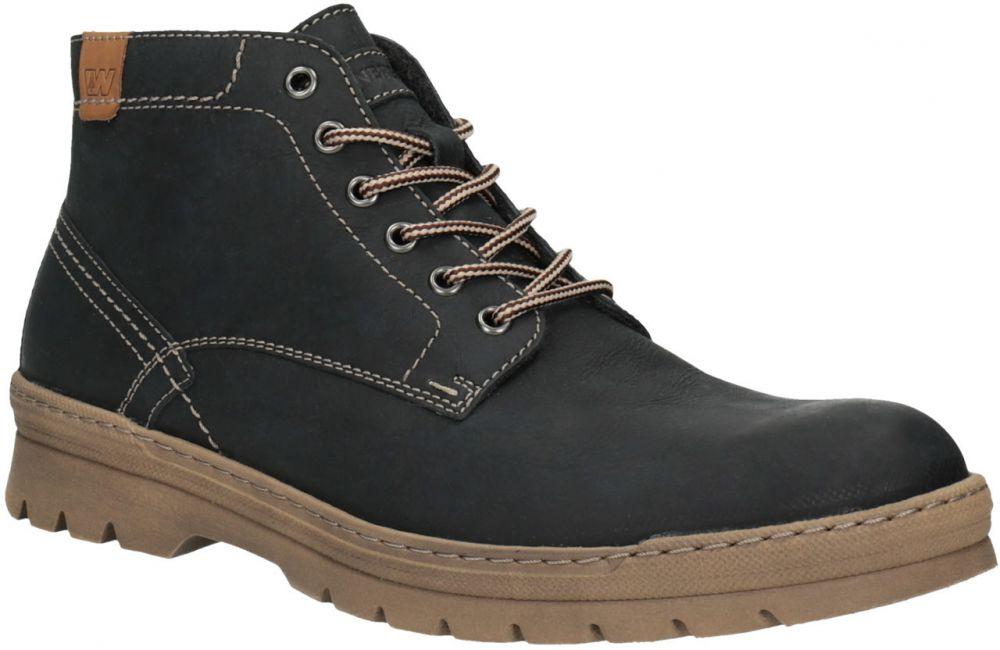 35d084fbc5 Pánska zimná kožená obuv značky Weinbrenner - Lovely.sk