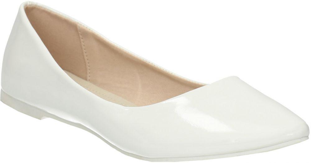e854e2f9b Biele dámske baleríny značky Baťa - Lovely.sk