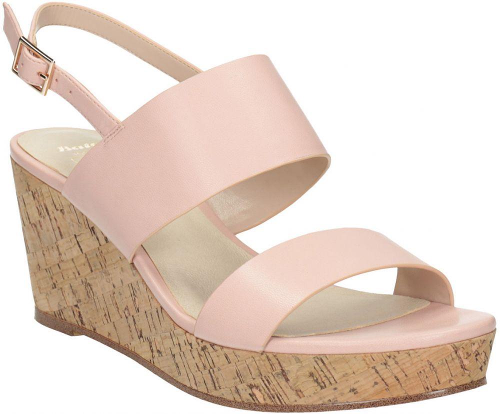 1b03b3f04b2e3 Ružové sandále na platforme značky INSOLIA - Lovely.sk