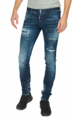 Long Clement Jeans DSQUARED2 | Modrá | Pánske | IT-50