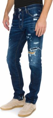 Cool Guy Jeans DSQUARED2 | Modrá | Pánske | IT-54