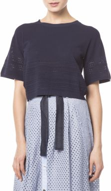 Pelagos Crop Top Pinko