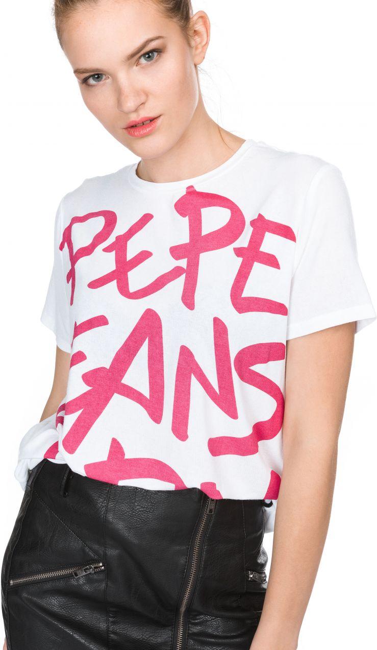 Marina Tričko Pepe Jeans značky Pepe Jeans - Lovely.sk 429b5351fe