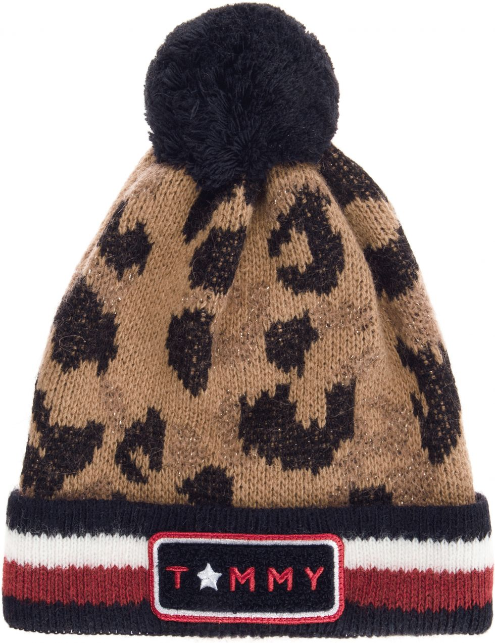 Zimná čiapka Tommy Hilfiger  ca4a2b61c51