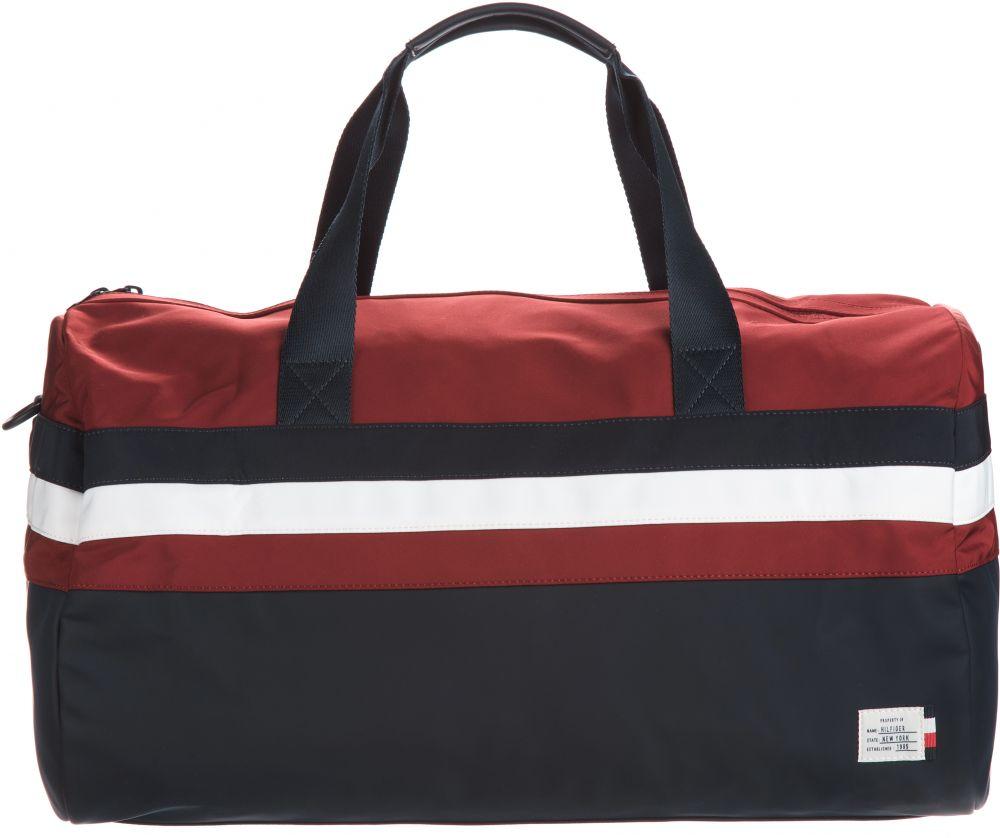 423c0f04ba219 Tommy Cestovná taška Tommy Hilfiger | Modrá Červená Biela | Pánske | UNI  značky Tommy Hilfiger - Lovely.sk