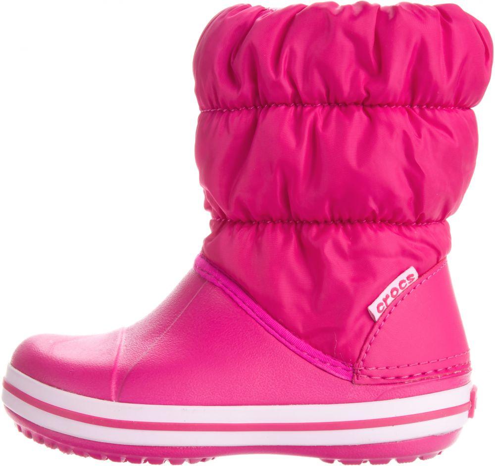 a9b5a2b737c42 Winter Puff Snehule detské Crocs | Ružová | Dievčenské | 24-25 značky Crocs  - Lovely.sk