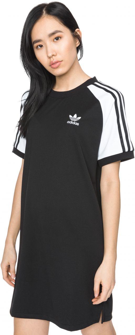 3-Stripes Raglan Šaty adidas Originals  fc73c4f8be8
