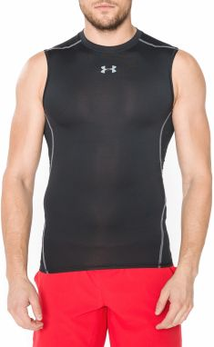 Armour Compression Tielko Under Armour | Čierna | Pánske | L