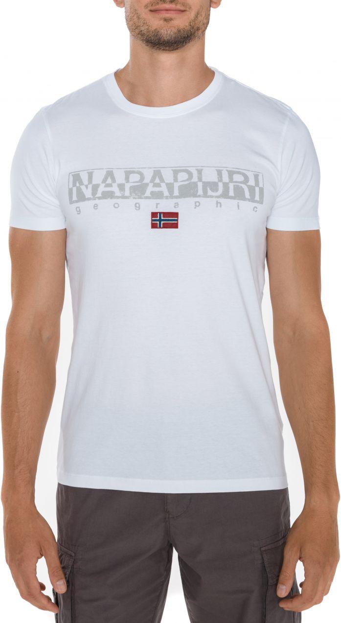 a3b0be296dd3 Sapriol Tričko Napapijri značky Napapijri - Lovely.sk