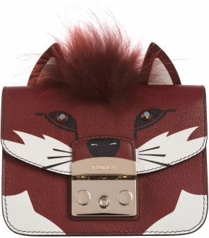 Metropolis Jungle Cross body bag Furla | Červená | Dámske | UNI