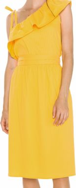fd35ab6cb58c Vero Moda Dámska sukňa Ladina H W Calf Skirt D2-3 Cream Gold S ...