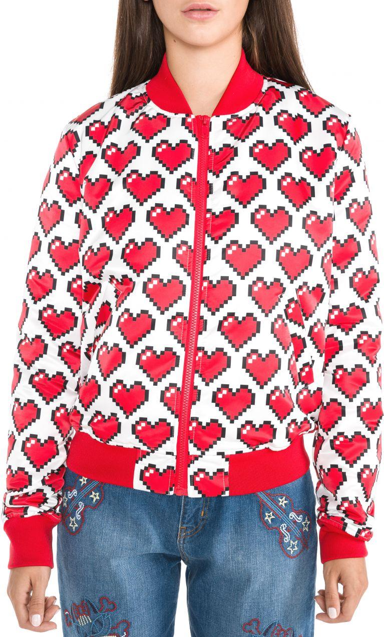 Bunda Love Moschino značky Love Moschino - Lovely.sk 69fbab22389