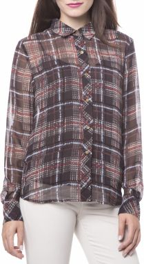Kronberg Plaid Blúzka Juicy Couture