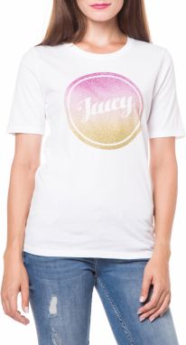 Juicy Glitter Fashion Graphic Tričko Juicy Couture