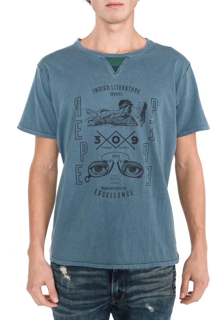 Ivor Tričko Pepe Jeans značky Pepe Jeans - Lovely.sk d3e487d873