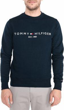 bf60804953 Tmavomodrá mikina s potlačou Tommy Hilfiger Hoody značky Tommy ...