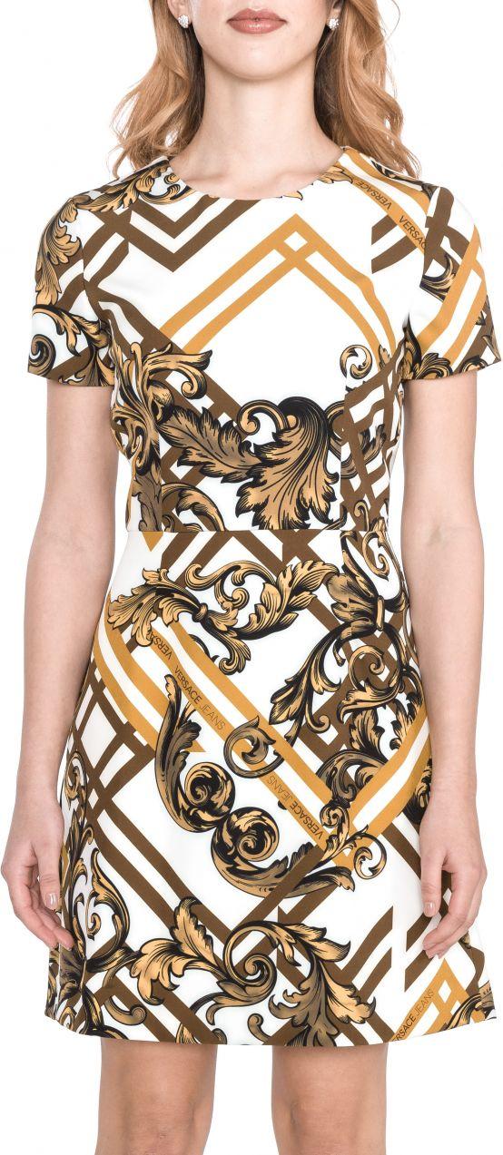 Šaty Versace Jeans značky Versace Jeans - Lovely.sk 01298cdbb1b