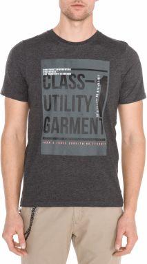 a0b6a2a0bbe8 Vínové tričko s potlačou Jack   Jones Vintage Recycle Adam značky ...