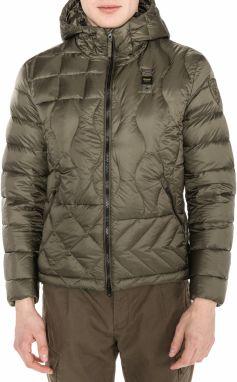 LOAP Pánska zimná bunda do mesta Totem Kom Green zelená CLM1741-P18P ... f10cb61259f