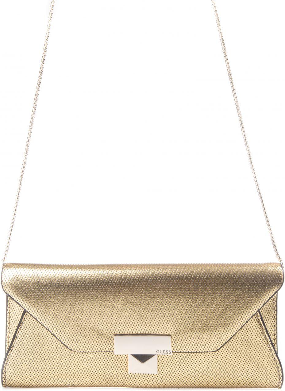682166b1031f3 Haute Romance Mini Listová kabelka Guess | Zlatá | Dámske | UNI značky  Guess - Lovely.sk