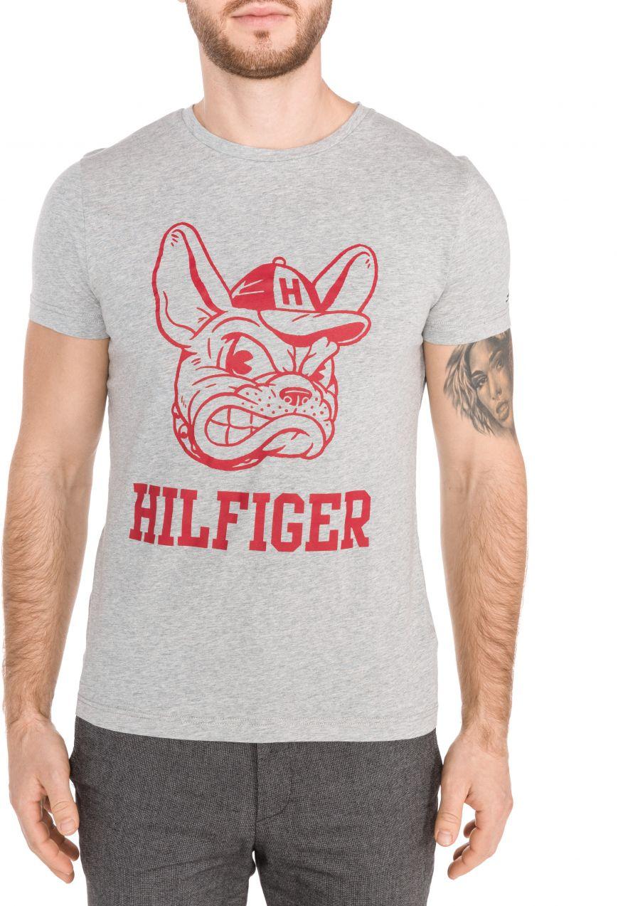 Tričko Tommy Hilfiger značky Tommy Hilfiger - Lovely.sk bb10d49078b