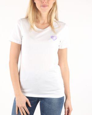 86effbeda0 Converse biele tričko Clear Foil Chuck Patch C Tee značky Converse ...