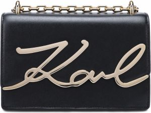 Signature Small Cross body bag Karl Lagerfeld