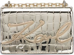 Signature Croco Small Kabelka Karl Lagerfeld