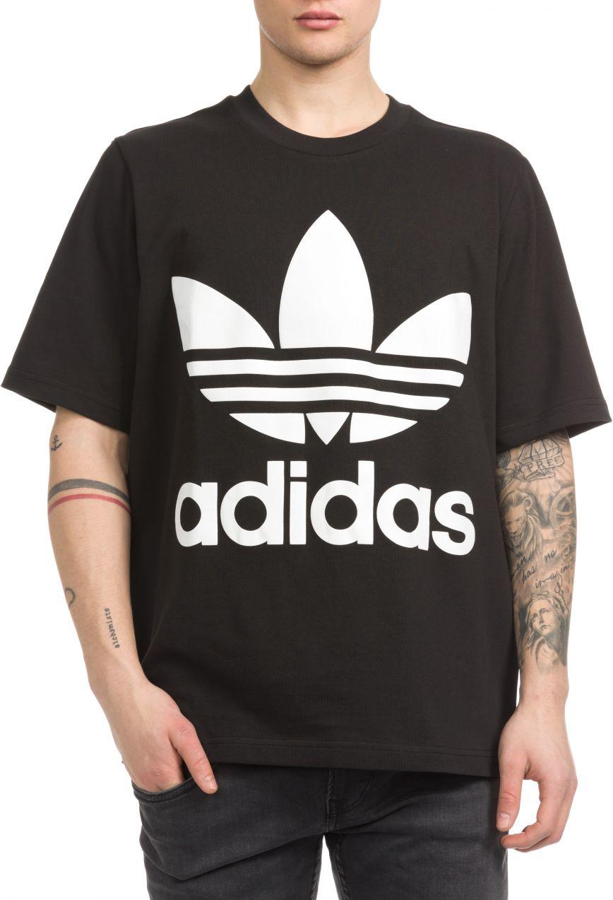 Boxy Tričko adidas Originals  9ecaae4b4d8