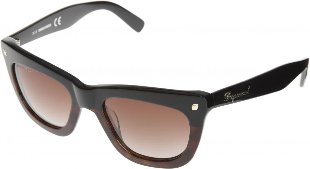 e93c2cbd2 Kim Slnečné okuliare DSQUARED2 | Čierna | Dámske | UNI značky DSQUARED2 -  Lovely.sk