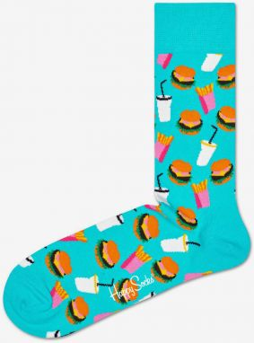 Hamburger Ponožky Happy Socks