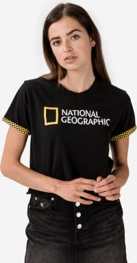 National Geographic Tričko Vans