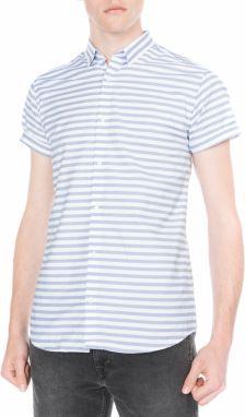 36b6e03ec4 Hnedá károvaná košeľa Burton Menswear London značky Burton Menswear ...