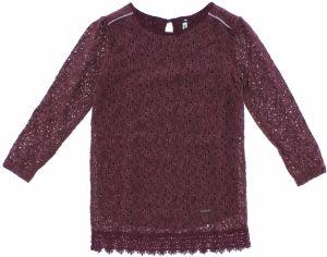 19821e7e5c38 ... Červené dievčenské tričká s dlhým rukávom. Podobné produkty. Tunika  detská Pepe Jeans galéria. Tunika detská Pepe Jeans