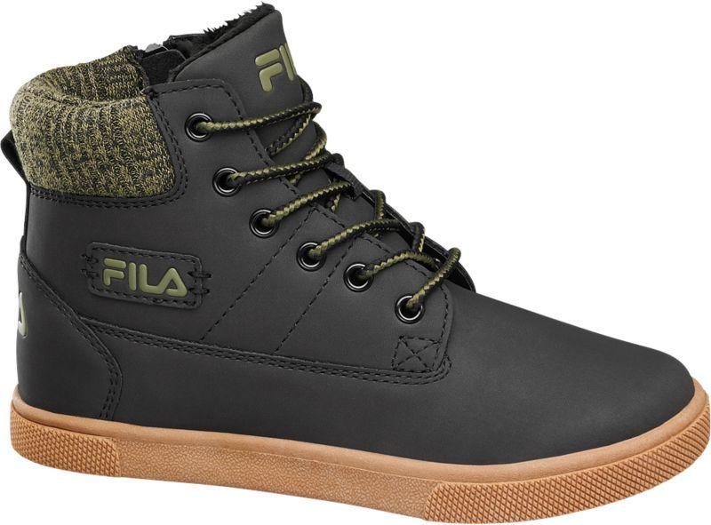 Fila - Členková obuv so šnurovaním značky Fila - Lovely.sk 0d833d5f4c3
