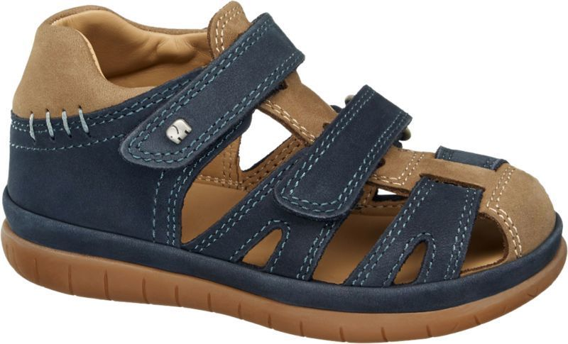 Elefanten - Sandále na suchý zips s uzatvorenou špičkou značky Elefanten -  Lovely.sk 2dff2ed064